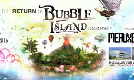 Check out – BUBBLE ISLAND – Make up Party