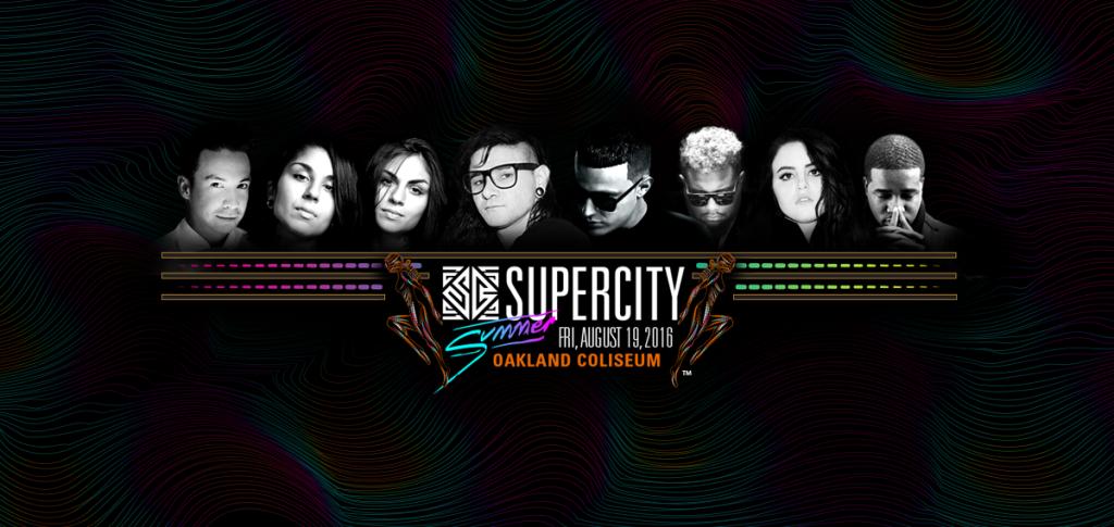 SUPERCITY Summer Festival