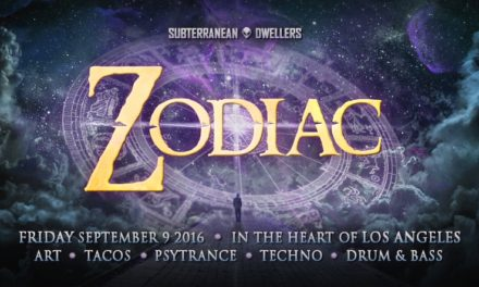 L.A – Subterranean Dwellers – ZODIAC – Review