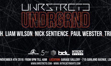 SoCal – Intricacy : Unrstrctd Label Night