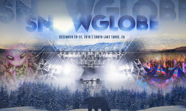 Lake Tahoe – Ring A White New Year w/ Tim – Snowglobe