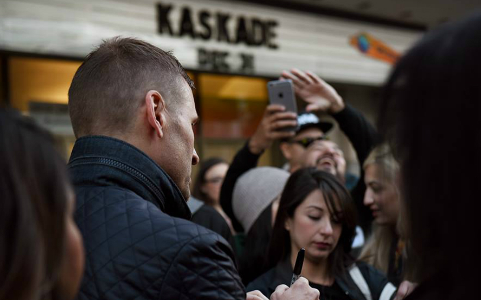 Photo by Kaskade FB