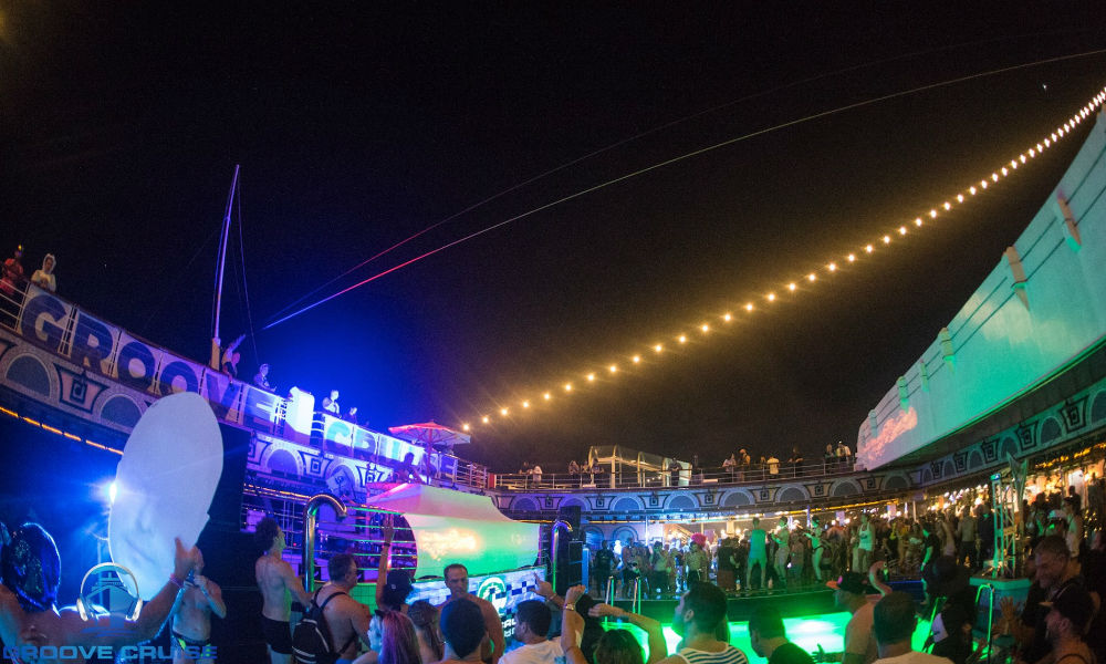 Photo courtesy of Groove Cruise