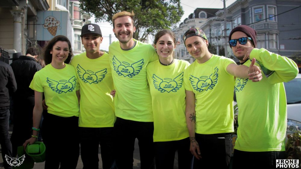 Photo courtesy of PlurAngels