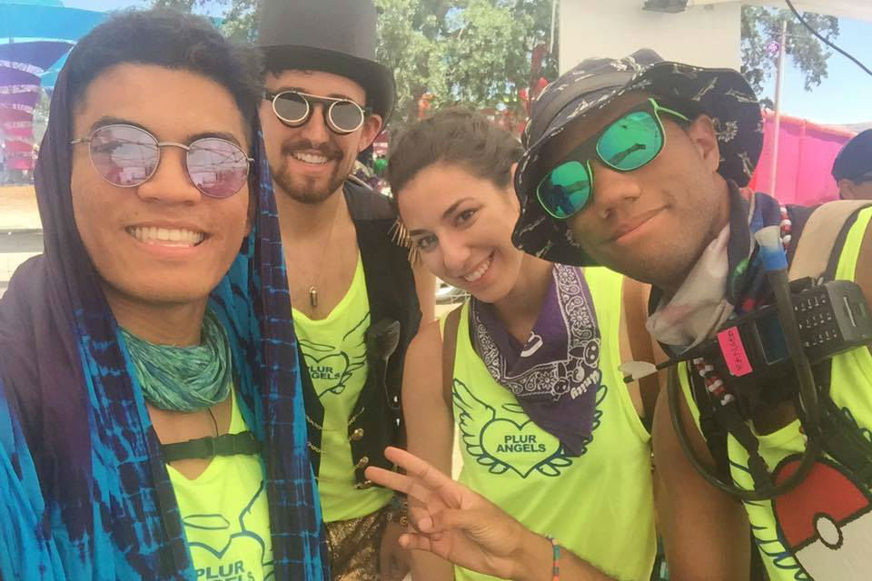 Photo courtesy of Plur Angels