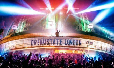 Dreamstate UK – Danielle's Trance Journey Across The Atlantic