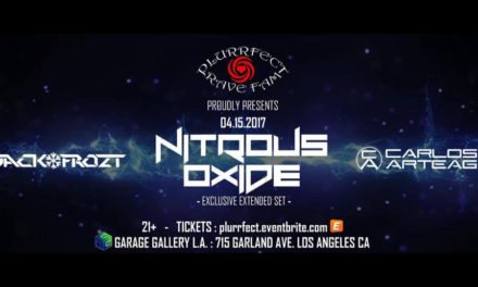 SoCal – Plurrfect presents: Nitrous Oxide/N2O preview w/ Danielle