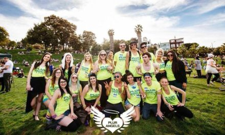 Let There Be Plur Angels: Interview with Anthony Bonnett