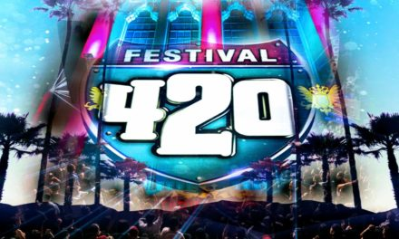 SoCal – Lighting  One UP at 420 Fest
