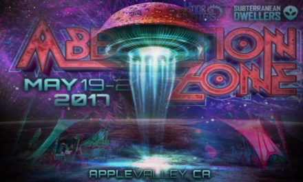 SoCal – Abduction Zone a Psychedelic Invasion