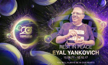 SoCal – HOMmega 20th anniversary RIP Eyal