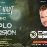 Midnite Events – Back to Back Halloween Funtastic