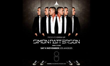 Avalon Presents Simon Patterson Open-to-Close