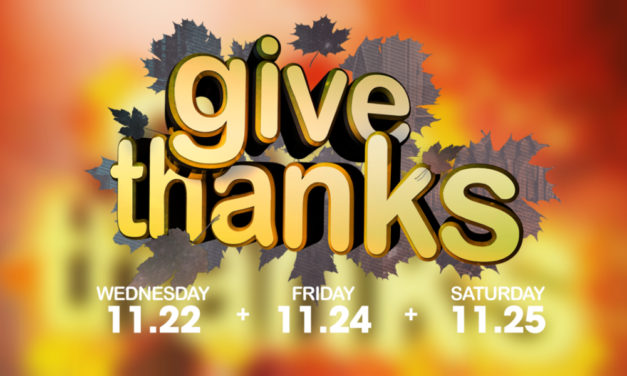 NorCal – Thankful for Give Thanks