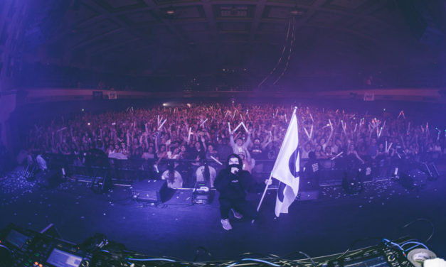 Up 'n Up with Alan Walker in San Jose