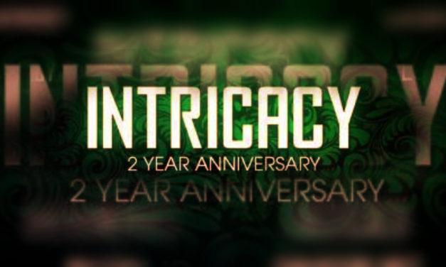 SoCal – 2 Year Anniversary Intricacy