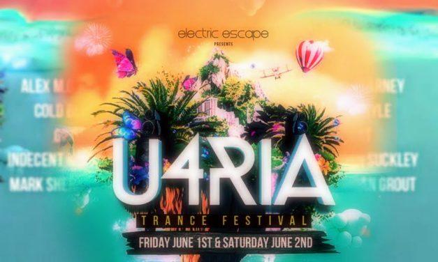 U4RIA Trance Festival Toronto 2018 preview