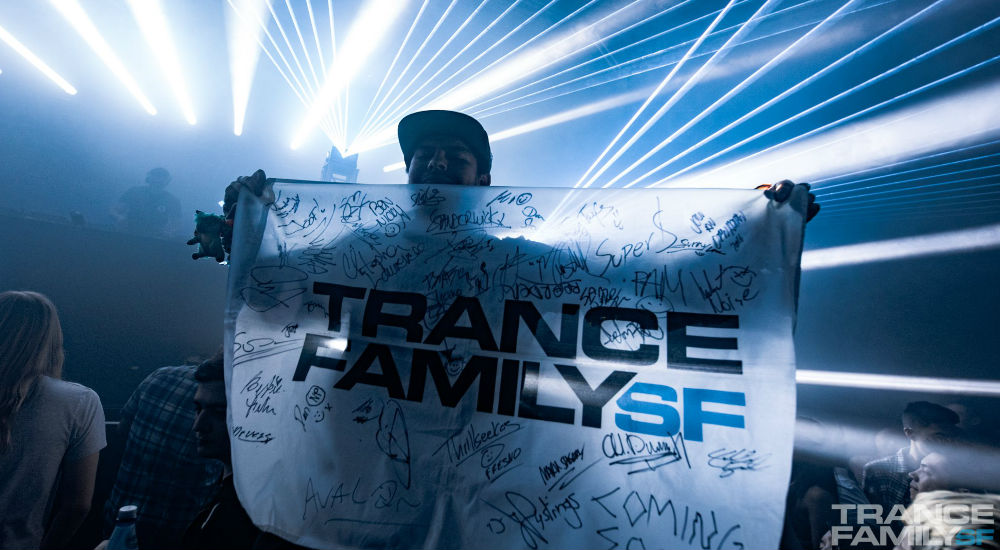 Courtesy of Trance Family SF