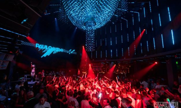 Time Nightclub – Paul Oakenfold