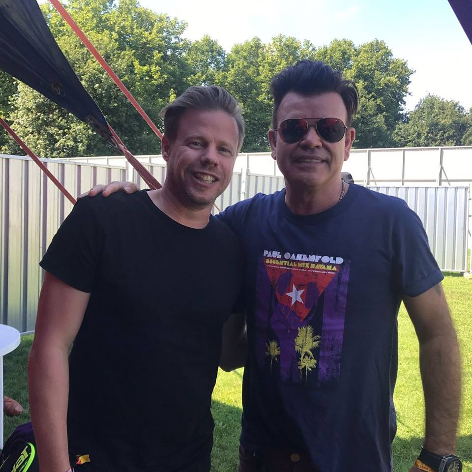 Courtesy of Paul Oakenfold