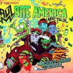 Jauz Bite America NorCal Stops – Bite This!