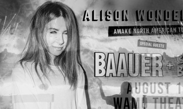 NW – Allison Wonderland Awake Tour recap