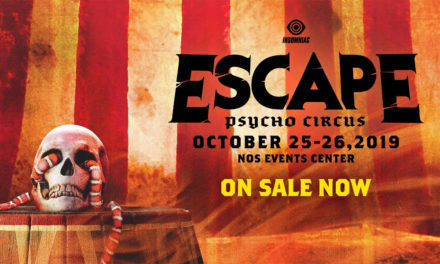 Halloween – Escape Psycho Circus preview