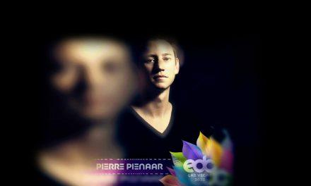 EDC Artist  – Pierre Pienaar
