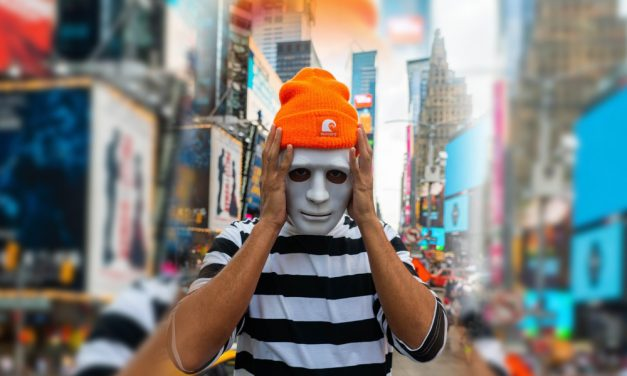 Rising Enigmatic NYC Producer – DJ MIME
