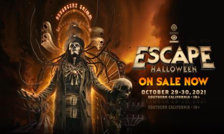 Escape Halloween 2021 preview